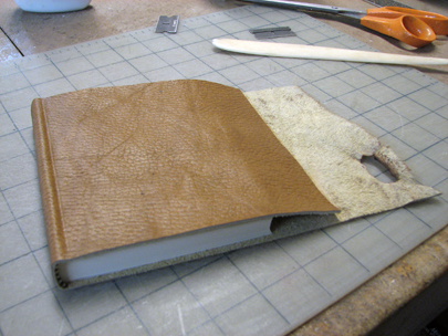 rustic flex cover with metal ring 32 journal softcover leather