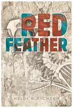 redfeather heidi richter original cover