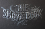 smokebox, guest book, BReal TV, leather binding, handcrafted