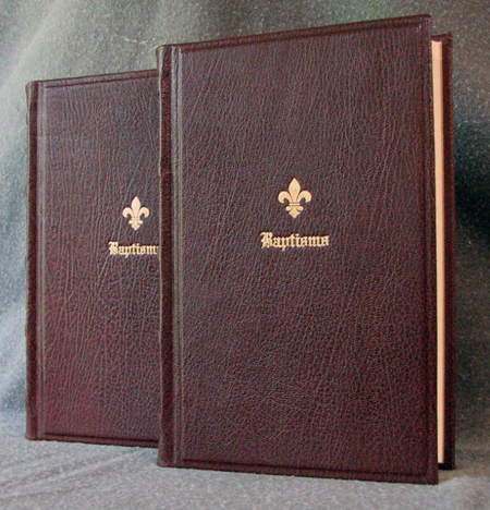 goatskin leather baptism book front covers