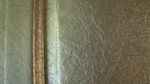 goatskin leather baptism record book gold endpapers